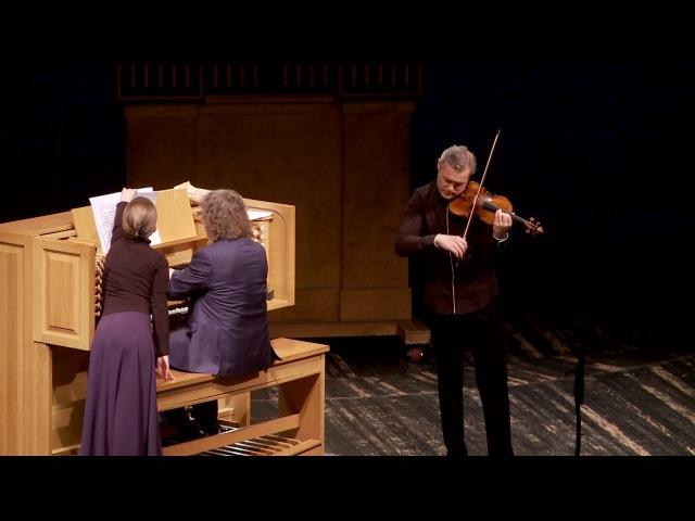 T. A. Vitali. Chaconne for Violin and Basso continuo