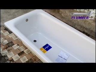 Ванна акриловая Cersanit Nao обзор Пламбер