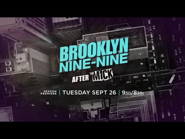 Бруклин 9-9 (5 сезон) - Промо [HD]