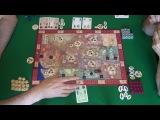 Taj Mahal 22 часть - играем в настольную игру.