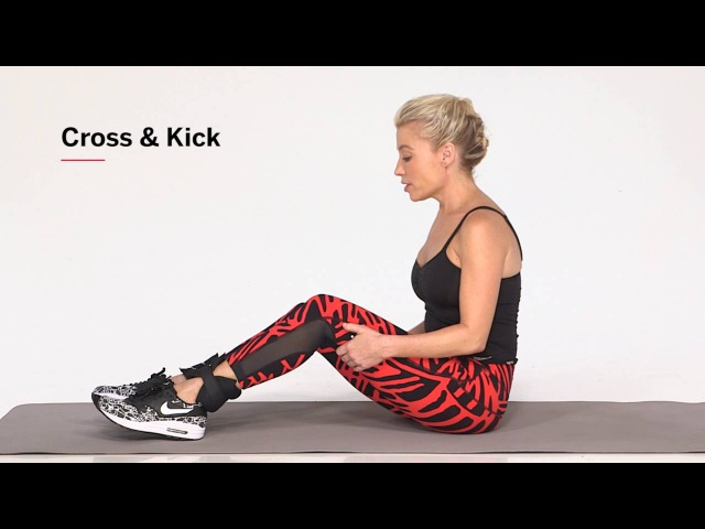 5 Belly-Blasting Ab Exercises | Tracy Anderson | Health
