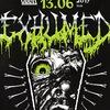 EXHUMED (USA) || 13.06.17 || Москва (Volta)
