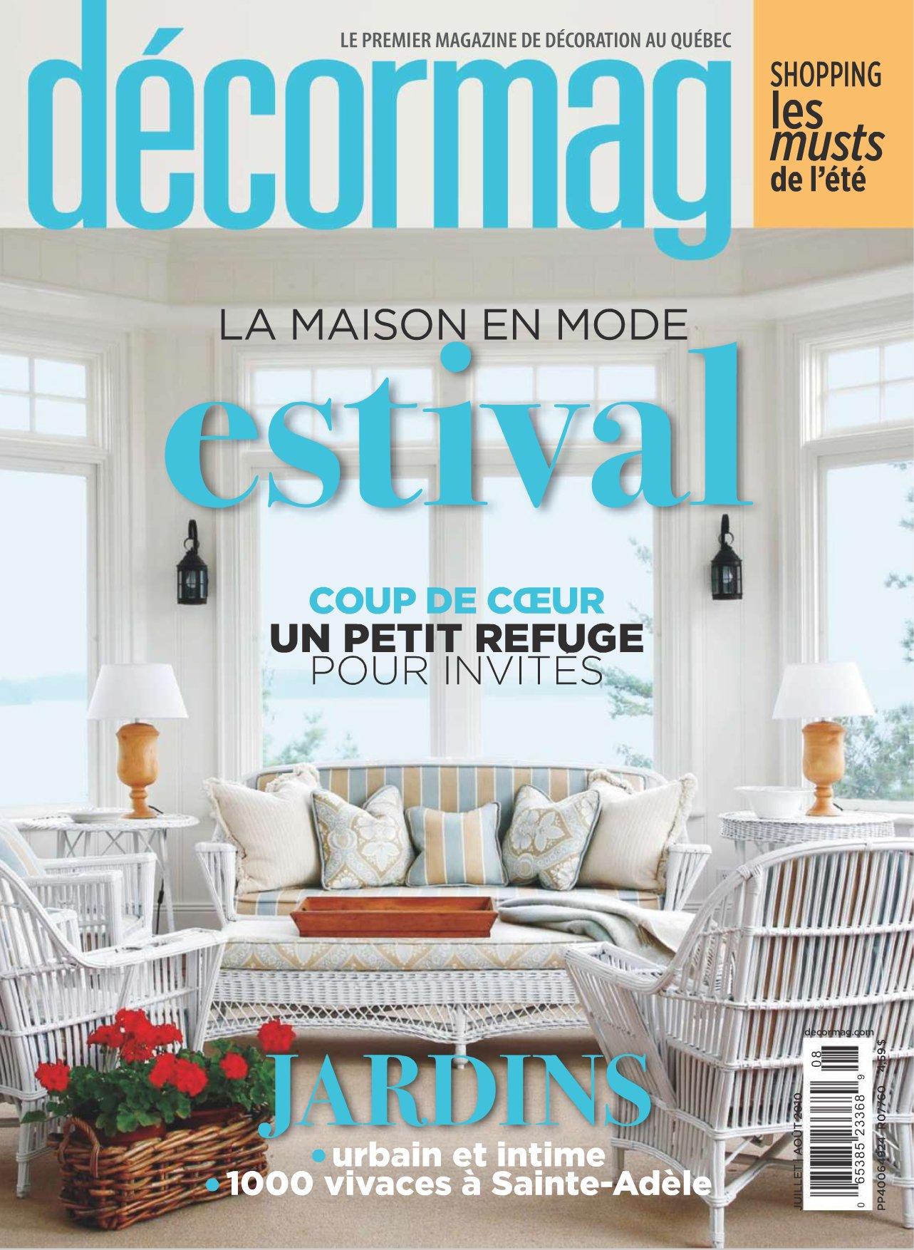 Журнал архитектура Decormag