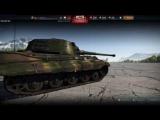 Тупо MMO. War Thunder - Танковый режим.