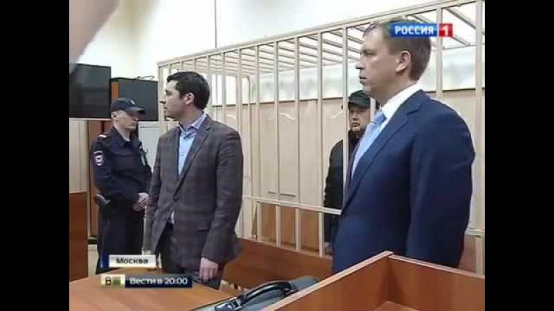 Дело о ЗОЛОТЫХ ПАРАШЮТАХ... генерал Быков арестован, обвинения предъявлены троим его подчиненным