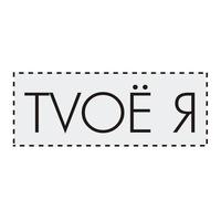 Логотип Фотосъёмка, фотосессии ТВОЁ Я
