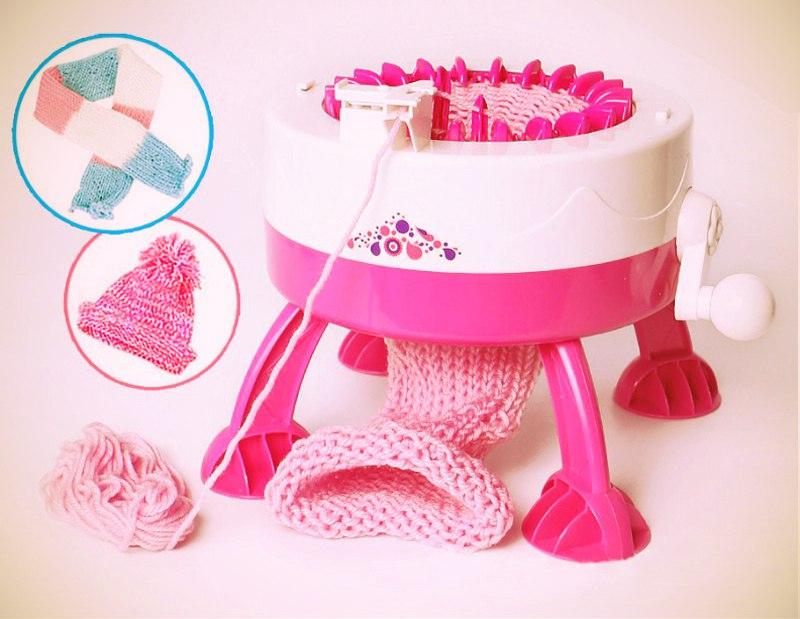 Вязальная машинка для девочек