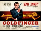 Джеймс Бонд. Агент 007 Голдфингер (1964) (James Bond Goldfinger)