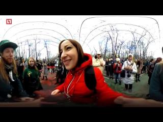 Ирландский карнавал в рамках Irish Week — Прямая трансляция