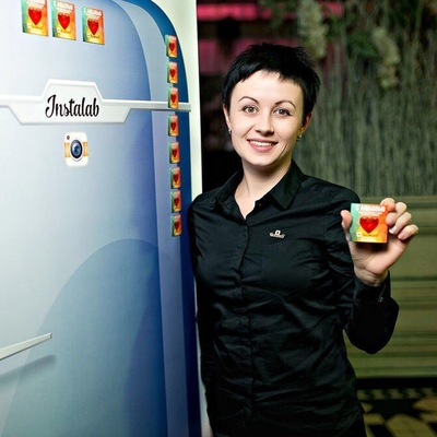 Дарья Тесленко