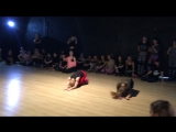 Choreo by Yana Ruselevich Frame up class 2017