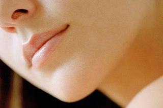 Сочные половые губы в белой жидкости от возбуждения