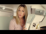 Jennifer Aniston TV commercial _ A380 _ Emirates