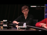 Best Poker Hands of Fedor Holz on Final Table Super High Roller 2017