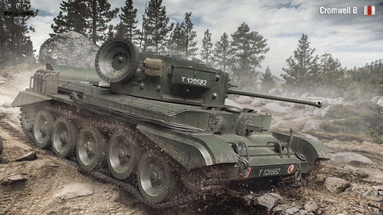 WOTART красивые арты по игре World Of Tanks