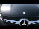 Mercedes спустя 9 месяцев после защиты Ceramic Pro