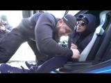 Сальто Через BMW i8. Константин Хабенскии