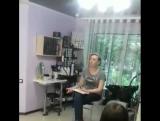 семинар по сложным техникам окрашивания в студии Valery