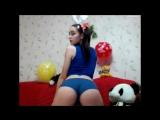 ТВЕРК КАТИ ТАМБЛЕР ГЕРЛ  SEXSHOW-LIVE.COM TWERK TUMBLR GIRL ON WEBCAM