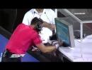 Видеоповторы в действии: реф посмотрел повтор и отменил красную карточку и пенальти