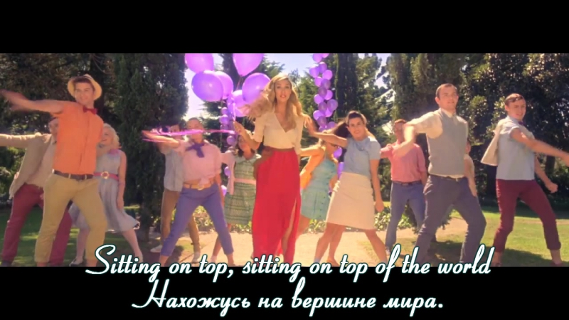 Delta Godrem - Sittin On The Top (Нахожусь на вершине мира) [rus sub by Honey Ellen)