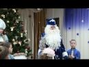 Klip новогодний утренник с 2-х камер Начните историю своих детей с самых малых лет
