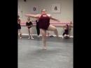 15-летняя балерина с лишним весом стала интернет-звездой  Lizzy Plus-size ballerina
