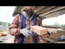 Обработка кирпича: снятие фаски 3см под углом 45 для печи в Муромцево