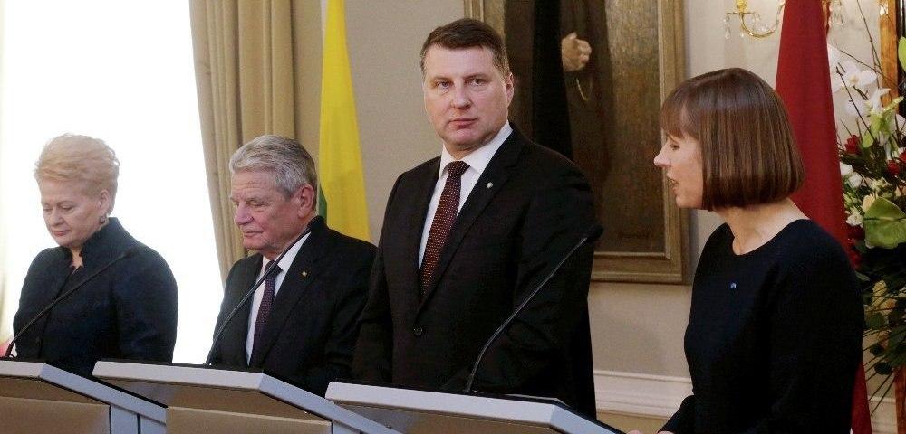 Прибалтика в ужасе от потери российского транзита