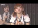 NMB48 Stage BII4 Renai Kinshi Jourei от 1-го июня 2017. День рождения Мориты Аяки. Часть 2.