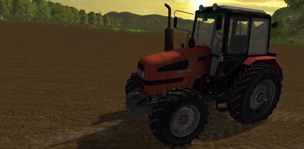 Колесный трактор «МТЗ 1221.3»