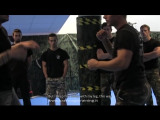 БИЕО KRAV MAGA TRAINING • How to win faster a street fight
