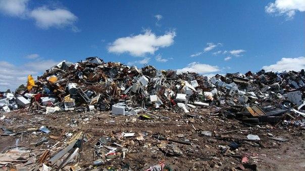 В Хабаровском крае чиновники и активисты за три месяца расчистили 77 свалок