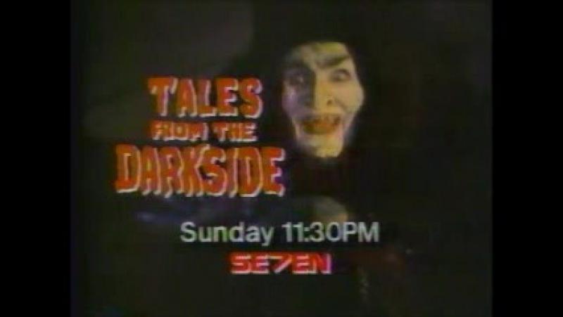 Сказки с темной стороны (1983) — промо/Tales from the Darkside (1983) promo