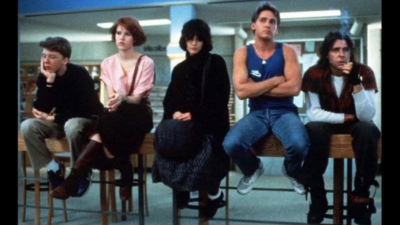 Клуб Завтрак (1985) | Ночной сеанс