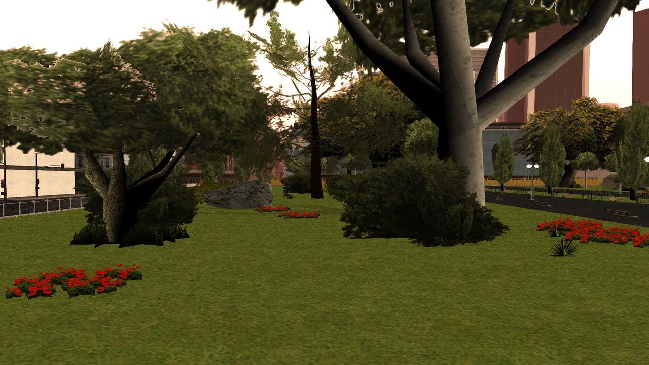 [Маппинг] Парк San-Fierro Автор: The Free Company  Iafl5_rpd9Q