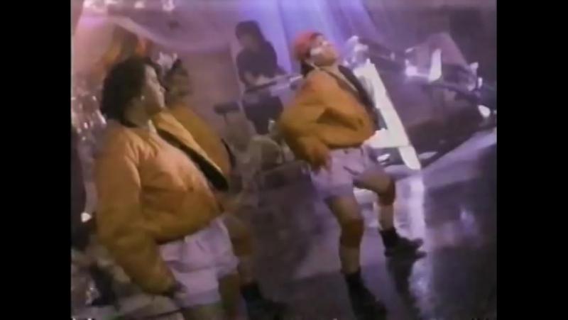 SALT'N'PEPA - Do You Want Me (MTV YO! RAPS *US STRAP*)