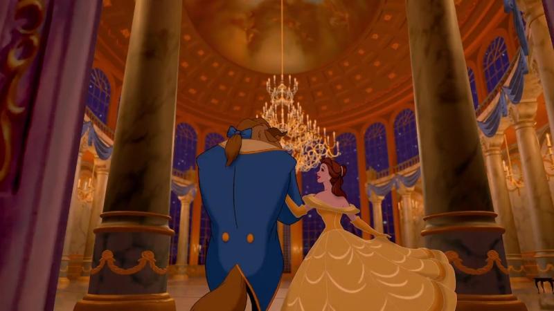 Disneys Beauty And The Beast ¦ The Dress Bonus Clip