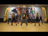 ZUMBA WARM UP_SECOND SONG