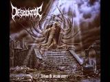 Desolator - Spawn of Misanthropy (old school Death Metal, EP, 2016, Sweden)