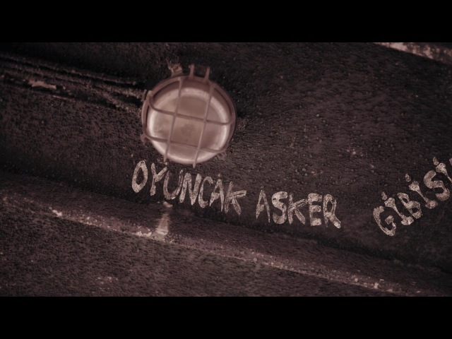 Pitch Black Process - Toy Soldier Oyuncak Asker (Official Video)