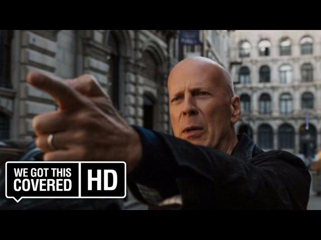 DEATH WISH Official Trailer 1 [HD] Bruce Willis, Vincent D'Onofrio, Elisabeth Shue