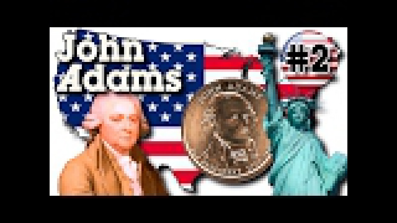 John Adams $1 (United States of America) - Джон Адамс 1 доллар