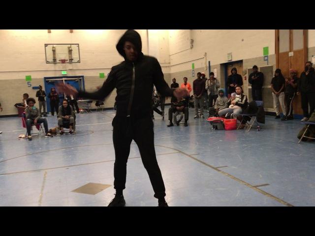 Bmore Than Dance Battle League Matchup: Linwood vs Mykko