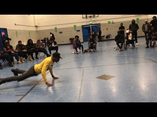 Bmore Than Dance Battle League Matchup: Meech vs Lor Robert vs SGH