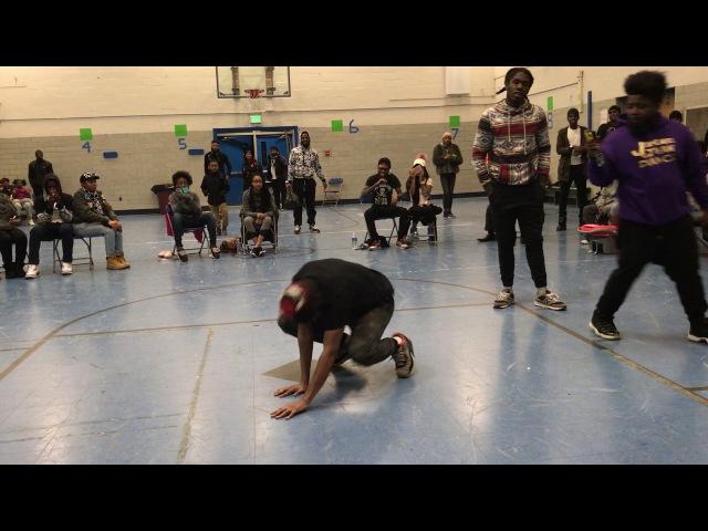 Bmore Than Dance Battle League Matchup: Taz vs Mike