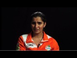 Serve and Volley with Sania Mirza