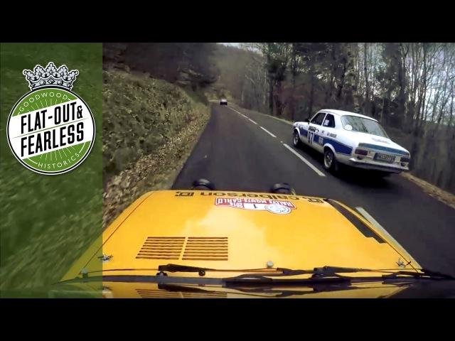 *Fearless* Renault 5 Alpine Gr.2: On Board at Monte Carlo Rallye.