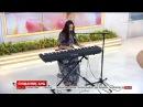 Марія Чайковська заспівала наживо у Сніданку з 1 1