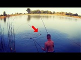 Ловля Карпа на Супер Уловистую Снасть | Рыбалка на Красивом Озере Летом.